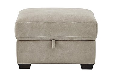 Cressida Fabric Storage Footstool