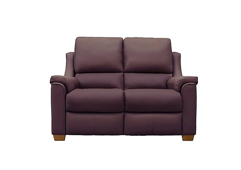 Albany 2 Seater Leather Recliner Sofa