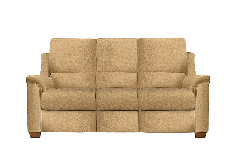Albany 3 Seater Fabric Recliner Sofa