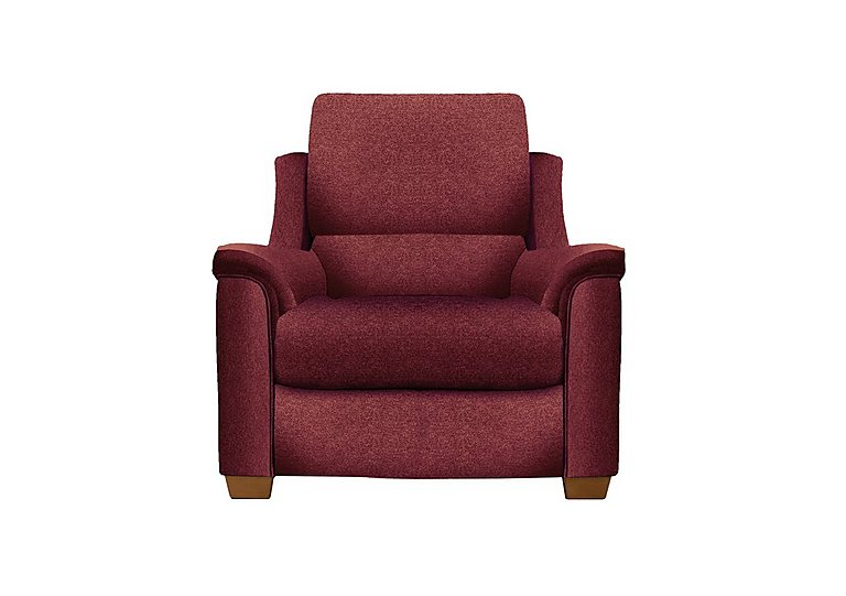 Albany Fabric Recliner Armchair