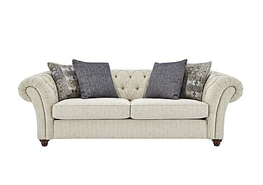 Beatrice 2 Seater Fabric Sofa