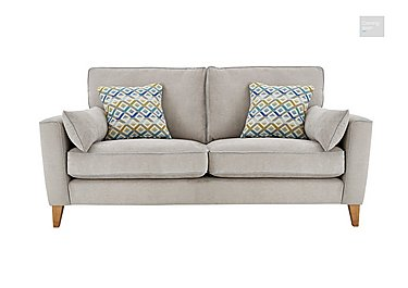Copenhagen 3 Seater Fabric Sofa  in {$variationvalue}  on FV