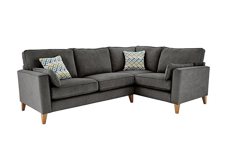Copenhagen fabric corner sofa furniture village for Furniture village sofa