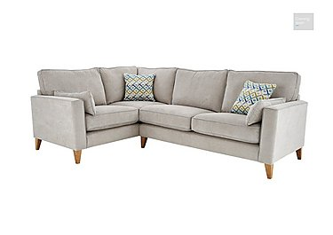 Copenhagen Fabric Corner Sofa  in {$variationvalue}  on FV