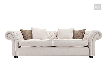 Langham Place 3 Seater Fabric Sofa  in {$variationvalue}  on FV
