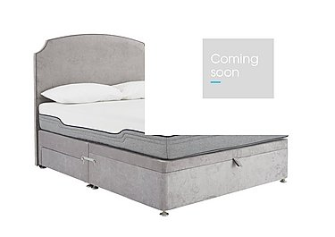 Sia 2000 Divan Set in Naples Silver on FV