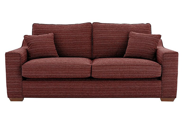 Las Vegas 3 Seater Fabric Sofa