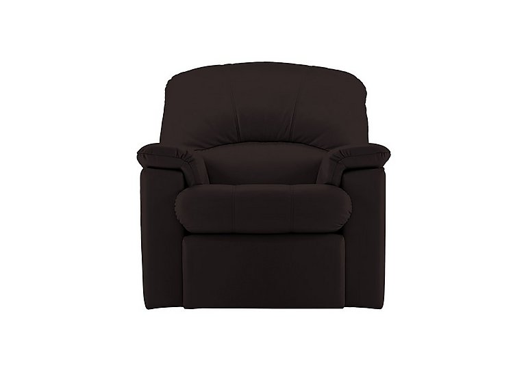 Chloe Leather Recliner Armchair