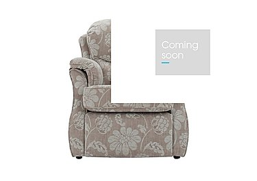 Florence Fabric Recliner Armchair in C650 Harmony Powder on FV