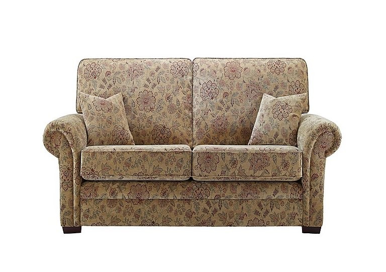 Jasmine 2 Seater Fabric Sofa in C208 Coniston Antique on FV