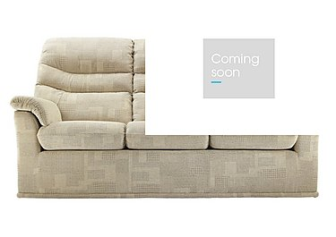 Malvern 3 Seater Fabric Recliner Sofa in B430 Lydia Multi on FV