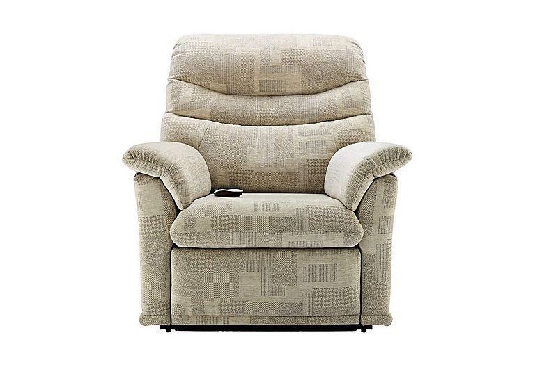 Malvern Fabric Lift and Rise Chair in B430 Lydia Multi on FV