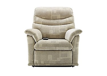 Malvern Fabric Lift and Rise Chair in B430 Lydia Multi on Furniture Village