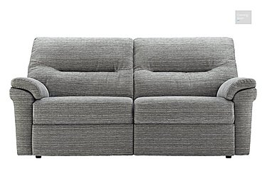 Washington 3 Seater Fabric Recliner Sofa  in {$variationvalue}  on FV