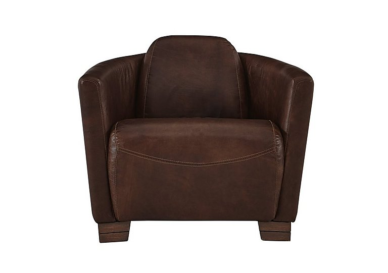 Huxley Leather Armchair