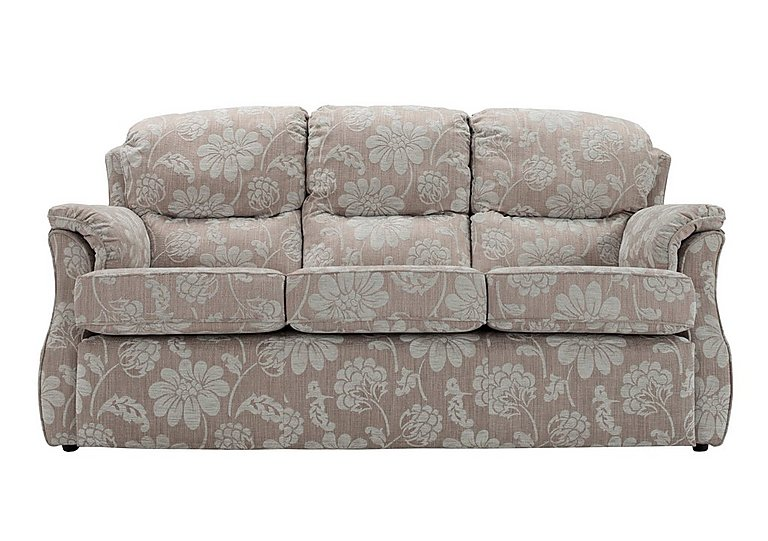 Florence Small 3 Seater Fabric Sofa  in {$variationvalue}  on FV