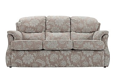 Florence Small 3 Seater Fabric Sofa
