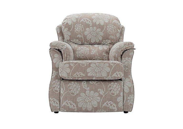 Florence Small Fabric Recliner Armchair