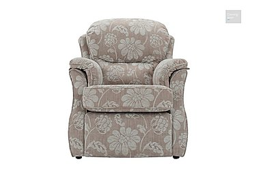 Florence Small Fabric Recliner Armchair  in {$variationvalue}  on FV