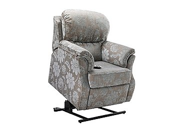 Florence Small Fabric Lift & Rise Chair