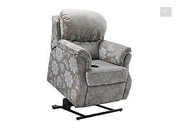Florence Small Fabric Lift & Rise Chair  in {$variationvalue}  on FV