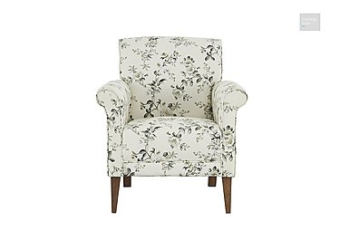 Diversity Fabric Accent Armchair  in {$variationvalue}  on FV