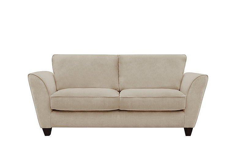 Tangier 3 Seater Classic Back Fabric Sofa