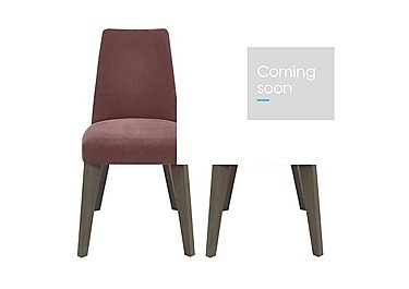 Cavendish Pair of Dining Chairs in Mulberry on FV