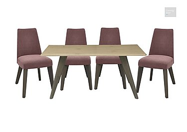 Cavendish Dining Table and 4 Chairs  in {$variationvalue}  on FV