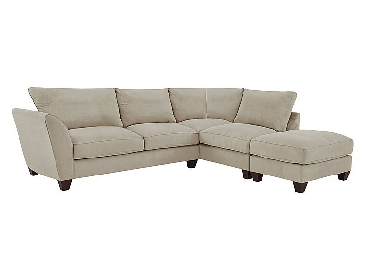 Tangier fabric corner sofa furniture village for Furniture village sofa
