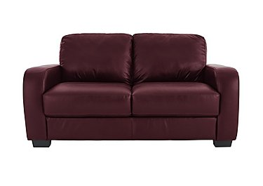 Astor 2 Seater Leather Sofa - Limited Stock