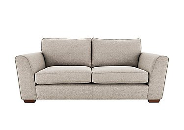 High Street Oxford Street Fabric 3 Seater Sofa - Limited Stock