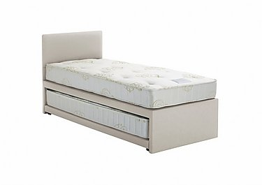 Guest Bed Combination Set in 564 Imperio 903 Stone on FV