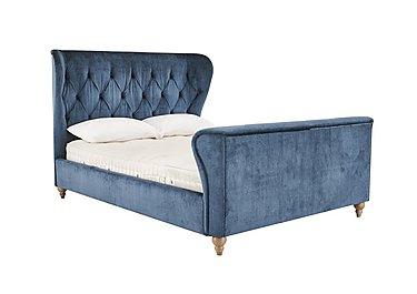 Cheltenham Bed Frame in Gardenia Blue/Grey on FV