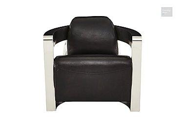 Hoxton Leather Armchair  in {$variationvalue}  on FV