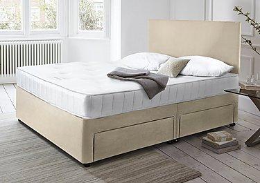 Just Sleep Pocket Divan Set in  on Furniture Village