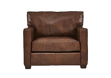 Fulham Broadway Leather Armchair  in {$variationvalue}  on FV