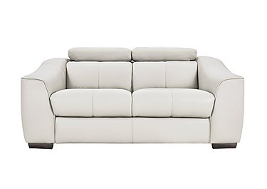 Elixir 2 Seater Leather Manual Recliner Sofa - Limited Stock