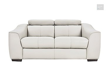 Elixir 2 Seater Leather Manual Recliner Sofa - Limited Stock  in {$variationvalue}  on FV