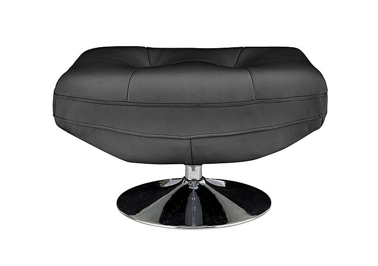 Salvador Leather Swivel Stool - Limited Stock  in {$variationvalue}  on FV