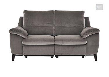 Puglia 2 Seater Fabric Recliner Sofa  in {$variationvalue}  on FV