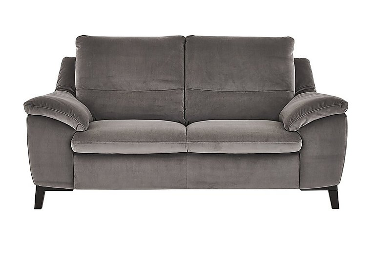 Puglia 2.5 Seater Fabric Recliner Sofa