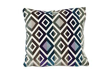Matrix Cushion in Turquoise on FV