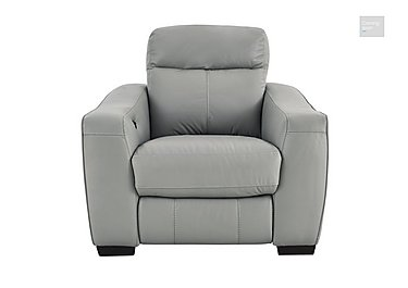 Cressida Manual Recliner Leather Armchair - Limited Stock  in {$variationvalue}  on FV