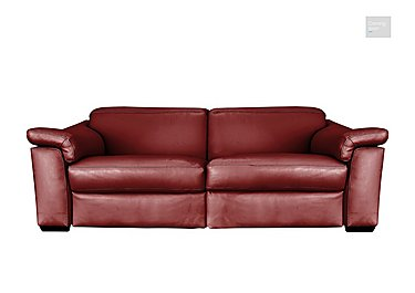 Sensor 2 Seater Leather Power Recliner Sofa - Limited Stock  in {$variationvalue}  on FV