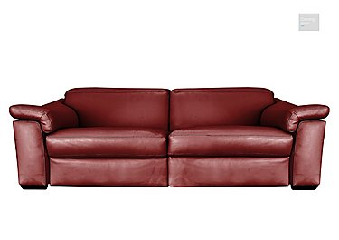 Sensor 3 Seater Leather Power Recliner Sofa - Limited Stock  in {$variationvalue}  on FV