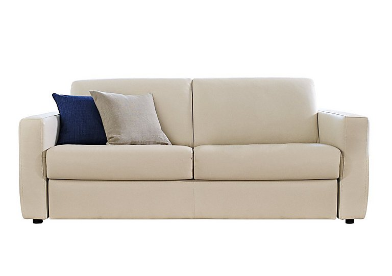 Arona 2 Seater Leather Sofabed - Limited Stock