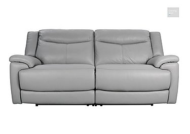 Modena 3 Seater Leather Power Recliner Sofa - Limited Stock  in {$variationvalue}  on FV