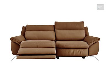 Napoli 2 Seater Leather Power Recliner - Limited Stock  in {$variationvalue}  on FV