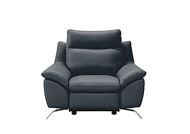 Napoli Power Recliner Leather Armchair - Limited Stock